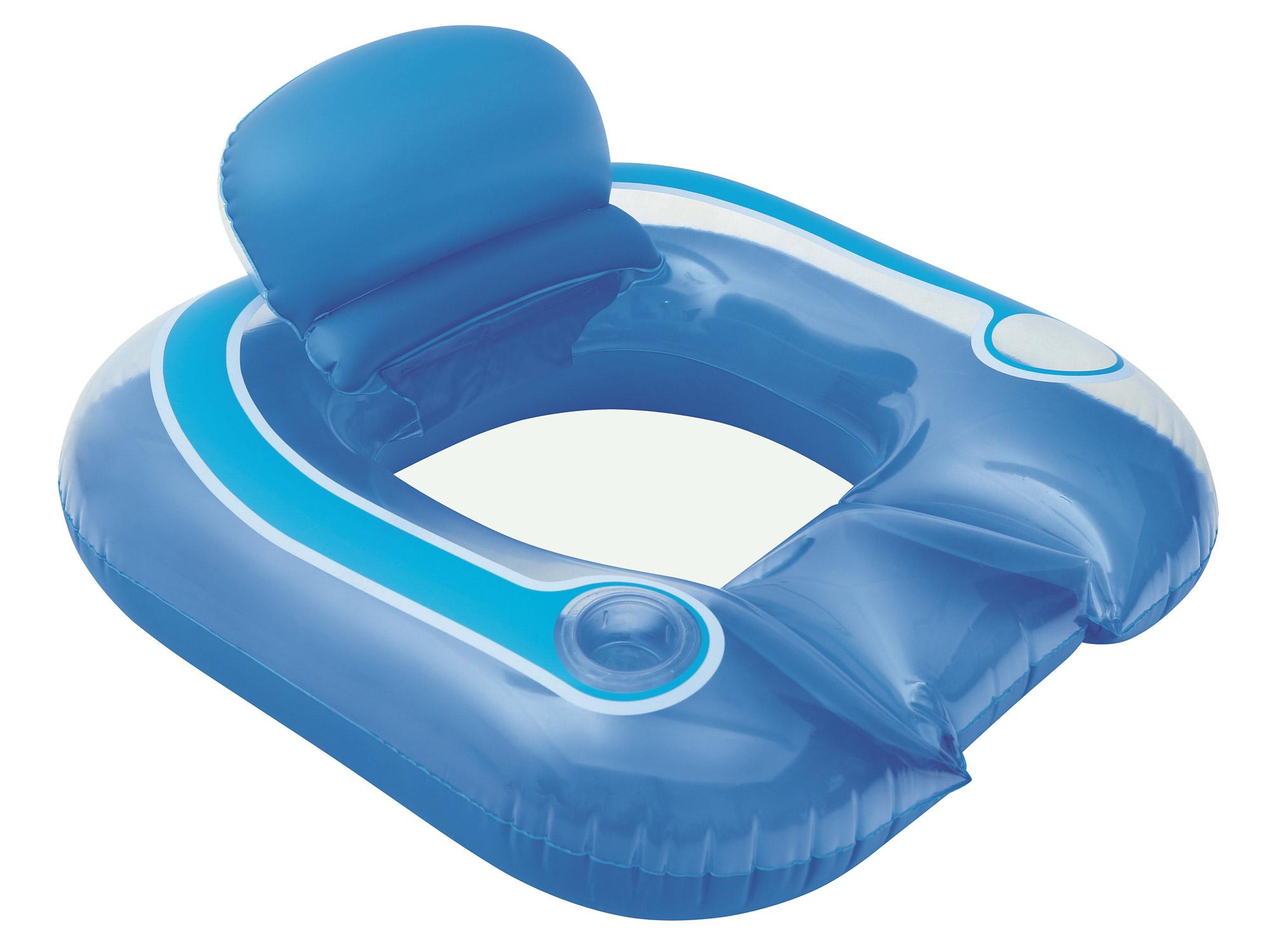 5fba11d9db446a Fotel do pływania z oparciem 102 x 94 cm Bestway 43097 :: sklep ...