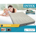Materac welurowy Full 137 x 191 x 25 cm INTEX 64708