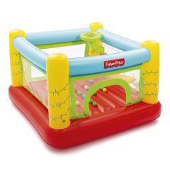Trampolina dmuchana Fisher-Price Bestway 93542